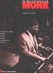 Thelonious Monk Easy Piano Solos