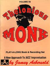 Thelonious Monk Play-a-long n°54